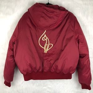 Baby Phat Jackets Amp Coats Reduced Womens Red Winter